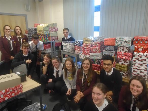 Blythswood Shoebox Appeal